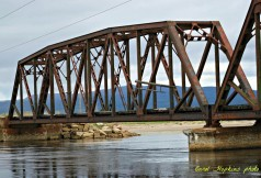 bridge at Stephenville Crossing, NL August 2014