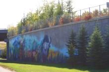 mural heritaGE PARK