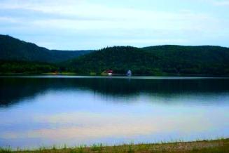 pinchgut-lake